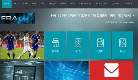 Football Betting Alerts Review Football Laying Service.