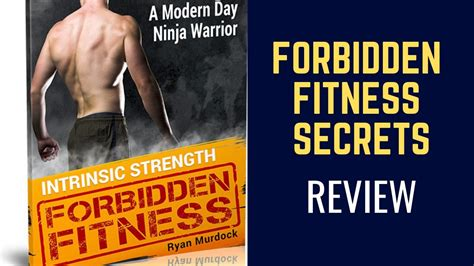 [click]forbidden Fitness Secrets Of A Modern Day Ninja Warrior .