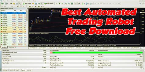 @ Forex Robot Trader - Best Expert Advisor For Automated Trading.