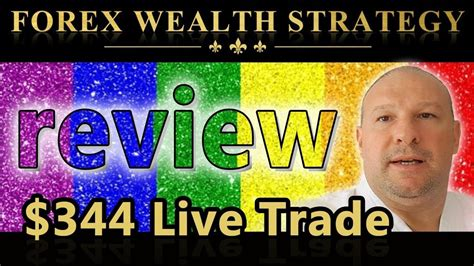@ Forex Wealth Strategy Review - 344 Live Trade.