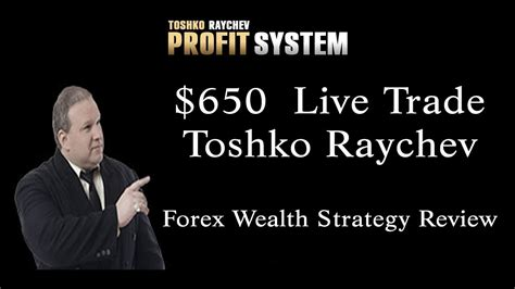 @ Forex Wealth Strategy Review By Toshko Raychev.