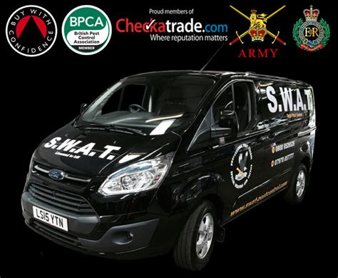 Franchise Opportunities With S.w.a.t. Pest Control Services.