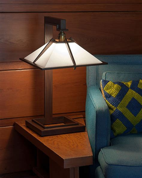 Frank Lloyd Wright Lamps