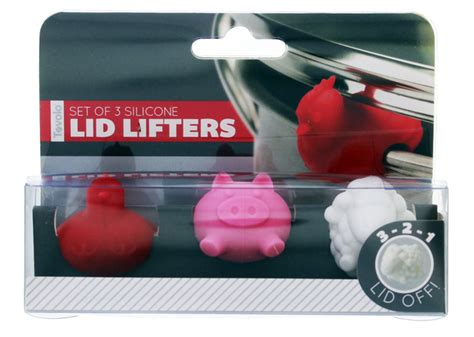 Fred - Escape Lid Lifters Set Of 2  At Mighty Ape Nz.