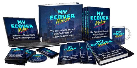 Free 3d Ecover Maker: Best Ebook Cover Creator Online!.