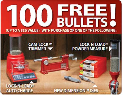 Free Bullets With Hornady Product Purchase  Daily Bulletin.