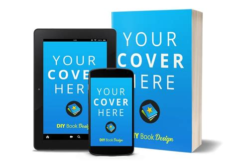 @ Free Ebook Cover Creator Book Mockup Generator.