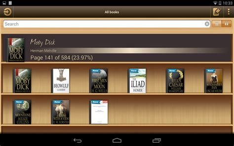 Free Ebook Reader App.