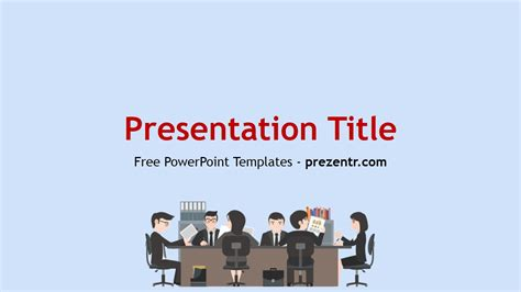 @ Free Management Powerpoint Template.
