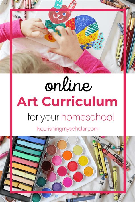 Free Online Art Lessons For Homeschoolers » Homeschool.