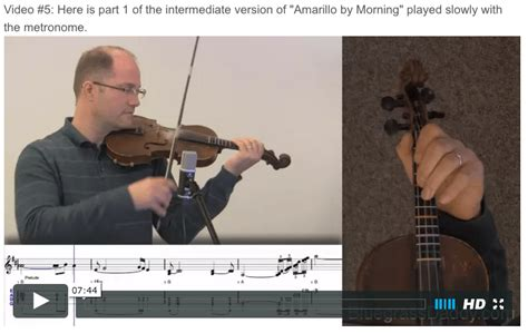 @ Free Online Fiddle Lessons Begin Here   Bluegrass Daddy .