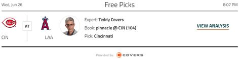 @ Free Picks  Covers.