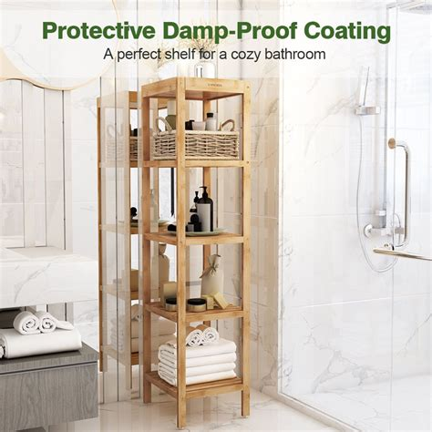 Free Standing Shelving Units For Laundry Room