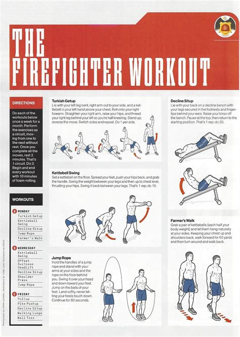 [click]free Workouts  Firefighter Workouts  Firefighter Fitness .