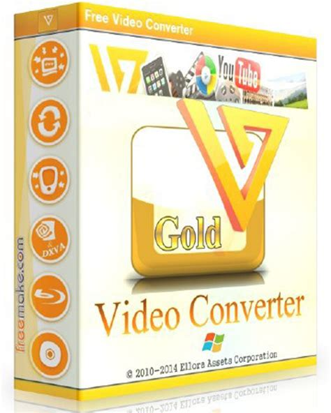 [click]freemake Video Converter V4 1 10 207 Gold Full Programa .