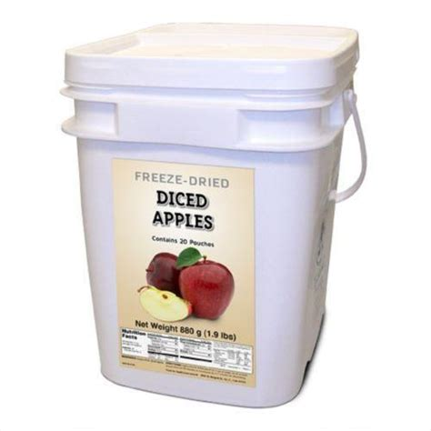 Freeze Dried Apples  Ebay.