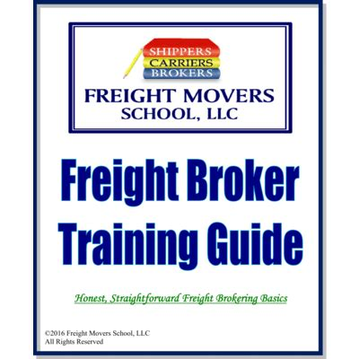 Freight Broker Training - Freight Movers School, Llc.