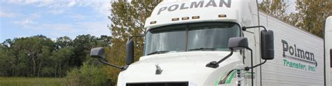 Freight Brokerage Services Polman Transfer - Minnesota.