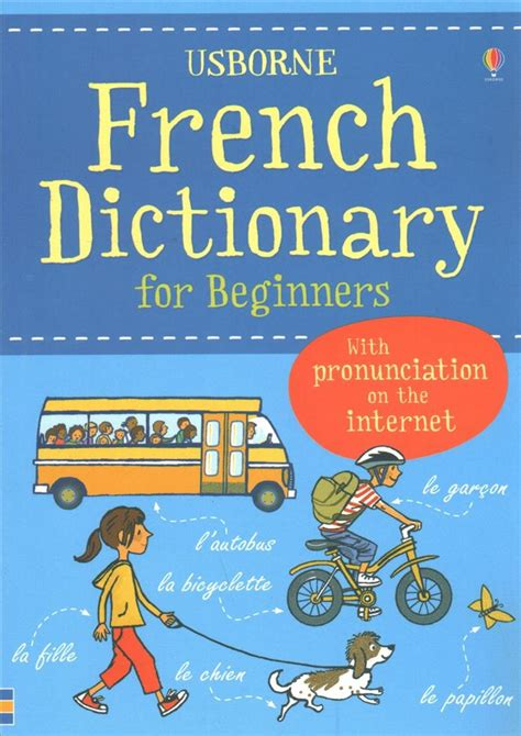 [pdf] French Dictionary For Beginners Usborne Language .