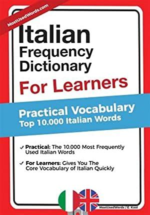 [click]frequency Dictionary Italian Words - Abebooks.