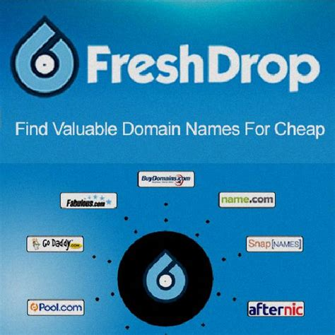 Freshdrop - The Domain Search Engine - Its It Us - Information.