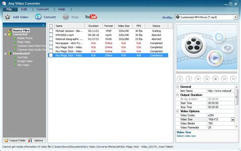 [pdf] Full Video Converter Convert And Edit Any Video.
