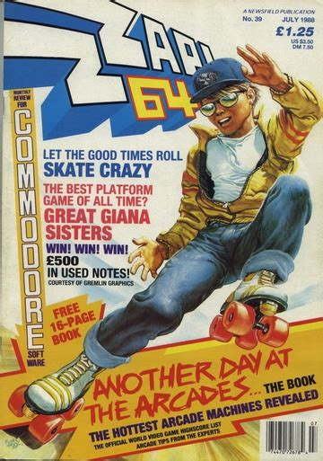 Full Text Of Zzap 64 Issue 039 1988 Jul - Internet Archive.