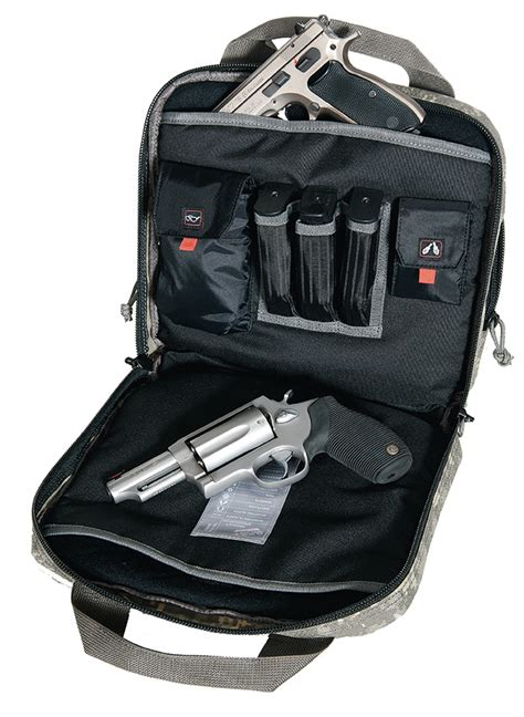 G Outdoors  - G P S Tactical Double Pistol Case .