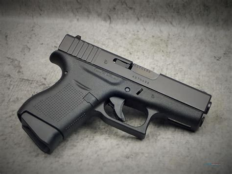 G43 Single Stack 9mm Pistol - Slimline Pistol  Glock.