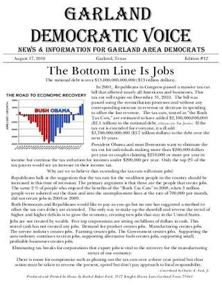 [pdf] Garland Democratic Voice.