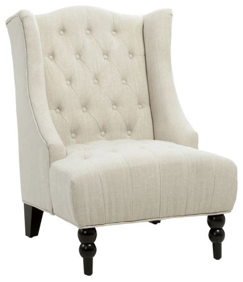 Gdfstudio Gdf Studio Winger Wingback Accent Chair From .