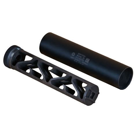 Gemtech Suppressors.