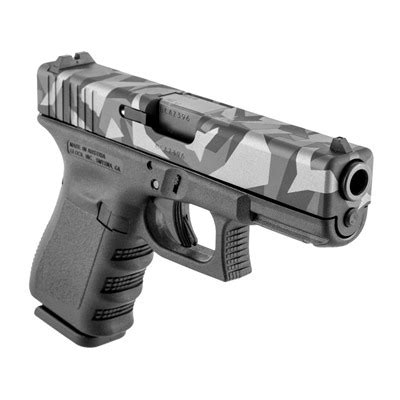 Glock - Geocam G19 Gen3 Handgun 9mm 15 1 - The Gun Directory.