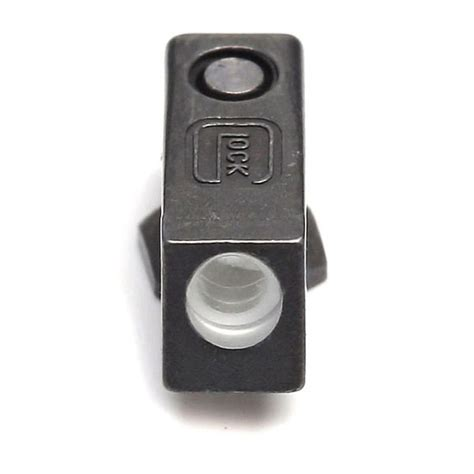 Glock Front Night Sight W Screw - Sights  Tools - Slide .