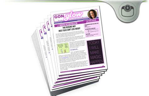 @ Gon Glow Maria Gracia S Get Organized Now Weight Loss .