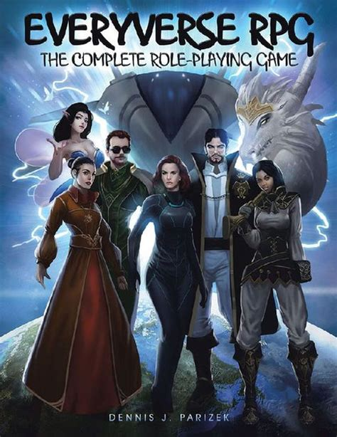 @ Graphs - Everyverse Rpg The Complete Role-Playing Game.