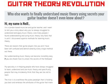 Gtracad :: Guitar Theory Revolution Clickbank Product Id.