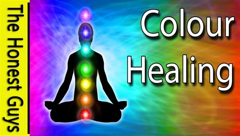 [click]guided Meditation Color Healing.