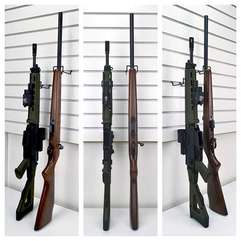 Gun Storage Solutions Slatwall Gun Cradles- 10 Pack .
