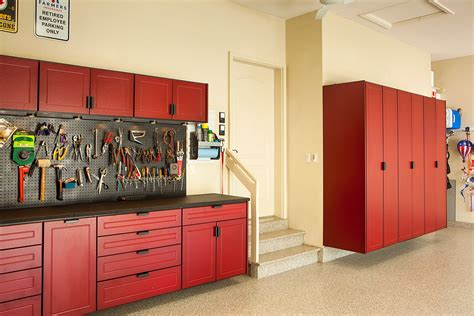 Garage Organization Systems Installation