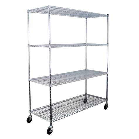 Garage Shelving Units At Least 72 Inches Wide