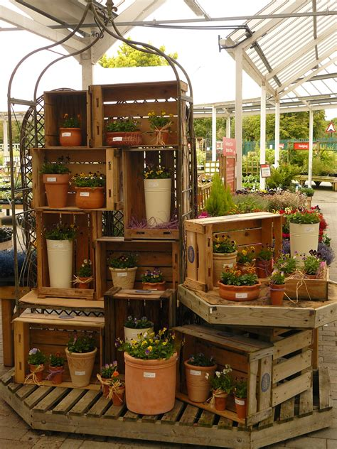 Garden Displays Ideas