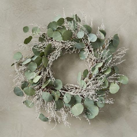 Garden Party Eucalyptus Wreath 22 Quot.