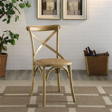 Gear Natural Dining Side Chair - The Home Depot.