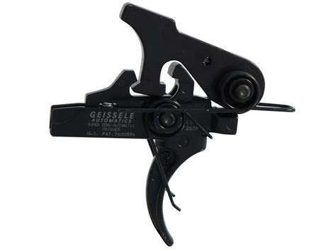 Geissele Ssa Super Semi Automatic Trigger Group Ar-15 Lr .