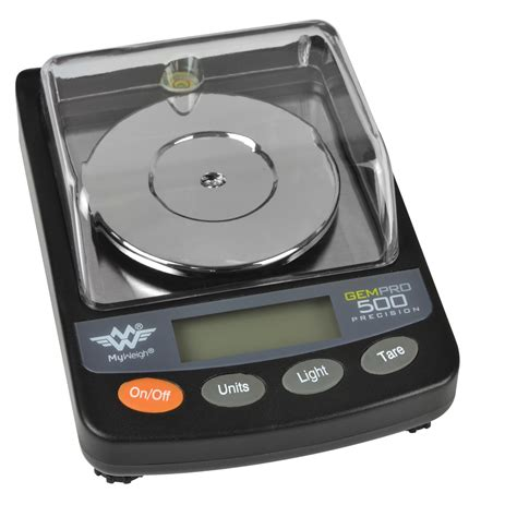 Gempro My Weigh The Best Digital Scales On Earth.