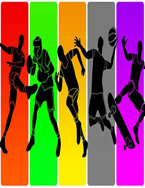 General Sports Clip Art
