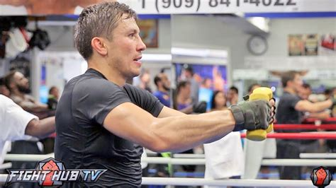 [click]gennady Golovkin S Complete Strength  Conditioning Workout Video.