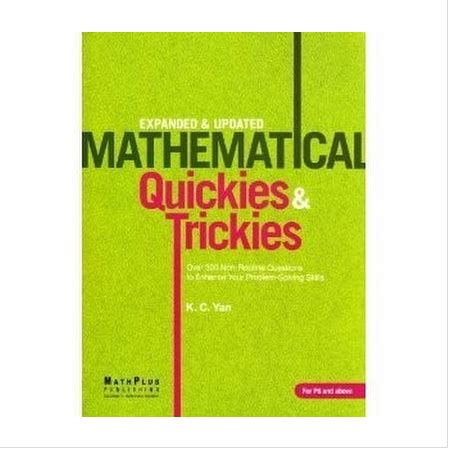 Geometrical Quickies Trickies Mathematical - Ebook Collection.