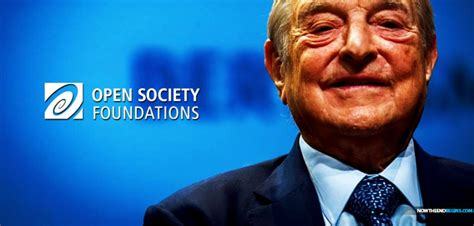 George Soros - Open Society Foundations.